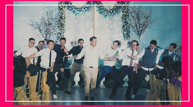 VIRAL: Original Manouevres do a '90s dance medley performance at a wedding