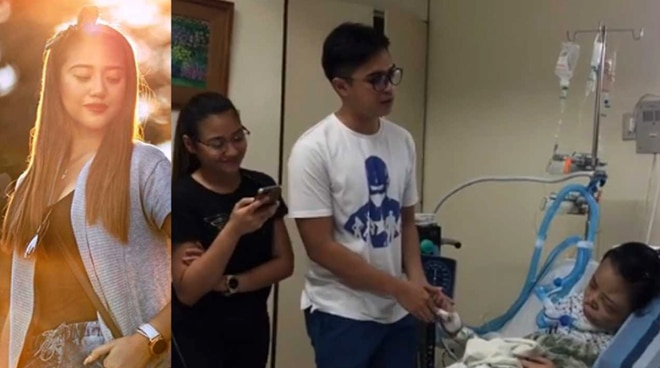 WATCH: Morrissette and Marlo Mortel sing a duet for the latter's ailing mom