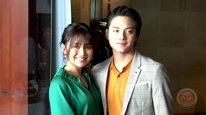 Daniel Padilla and Kathryn Bernardo admit to being in a more than five year relationship