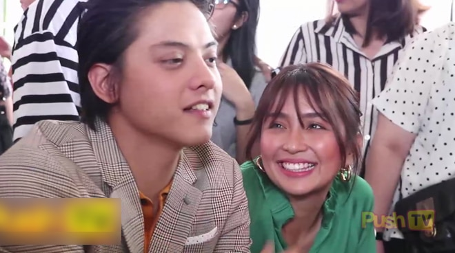 Daniel Padilla, Kathryn Bernardo talk about their dream wedding