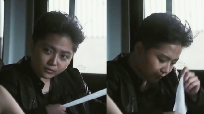 Jake Zyrus plays a role in Japanese thriller film 'She's the Killer'