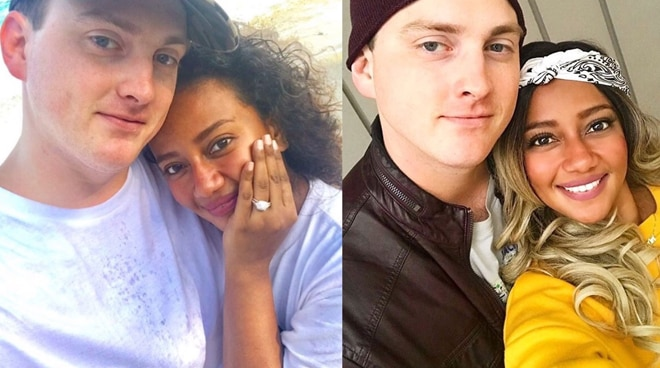 LOOK: Liezel Garcia is now engaged to boyfriend Justin Eagle