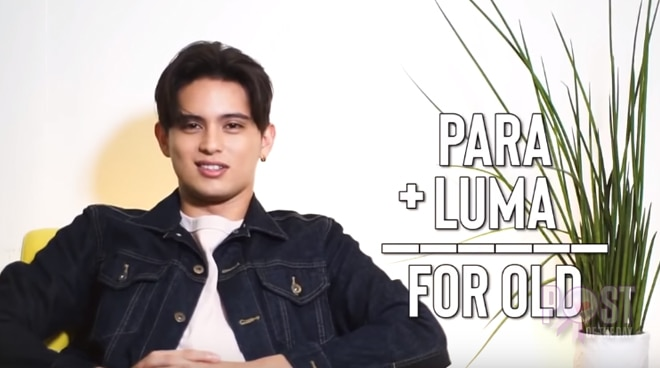 WATCH: James Reid gets Tagalog lesson in