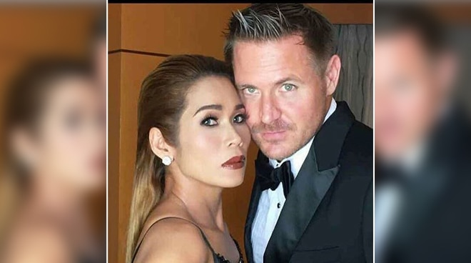 LOOK: Lee O'Brian's heartfelt birthday message for Pokwang