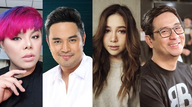 LOOK: Reactions of Kapamilya celebrities after watching The Hows of Us
