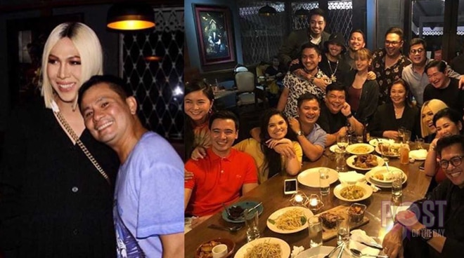 LOOK: Vice Ganda throws Ogie Alcasid a surprise birthday party