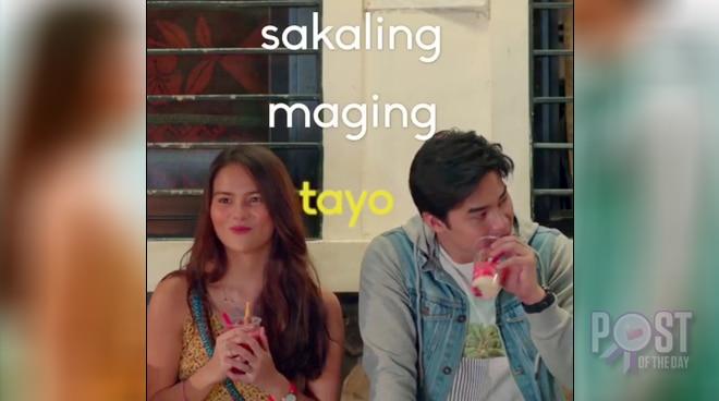 WATCH: Teaser of McCoy de Leon and Elisse Joson's movie 'Sakaling Maging Tayo'