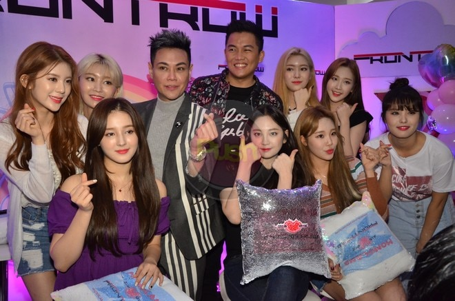 Momoland is back in the country for fan meet brought by Frontrow International.