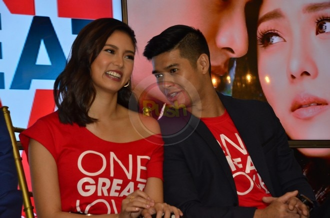 'One Great Love' is an entry to this year's MMFF.