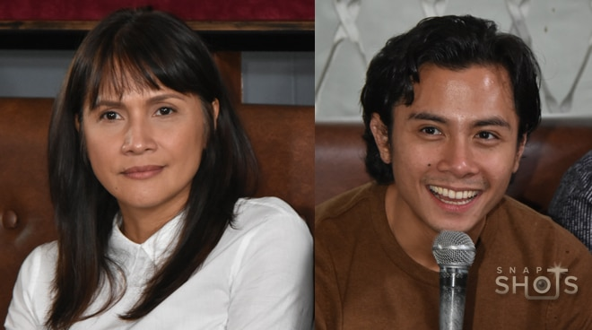 JC Santos, Agot Isidro to star in the upcoming horror movie Motel Acacia