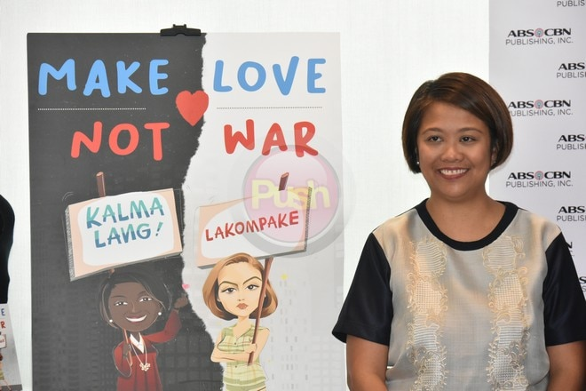 Senator Nancy Binay releases a book under ABS-CBN Publishing.
