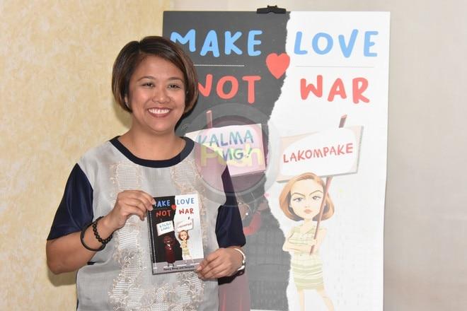 Senator Nancy Binay releases a book under ABS-CBN Publishing.