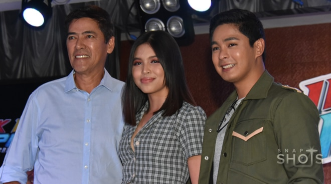 Coco Martin, Maine Mendoza and Vic Sotto join forces in Jack Em Popoy: The Puliscredibles