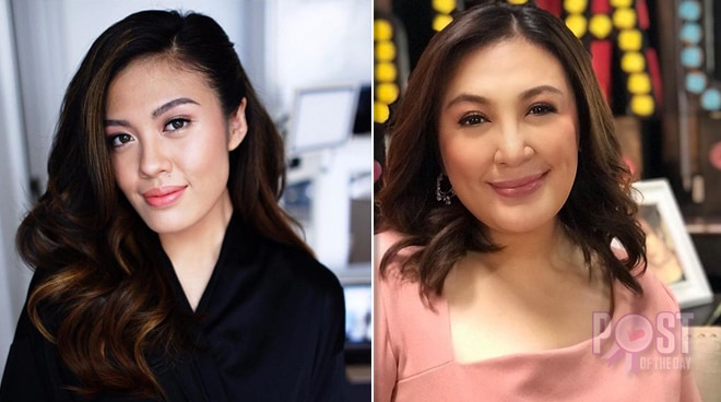 LOOK: Sharon Cuneta's sweet message for her 'almost adult' daughter Frankie Pangilinan