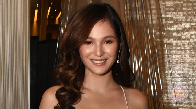 Barbie Imperial responds to a netizen's question about the state of her 'heart'
