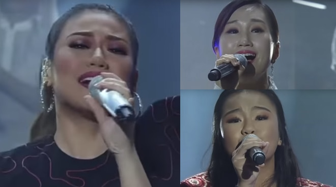 "WATCH: Morissette Amon performs ""Akin Ka Na Lang"" with foreign fans"