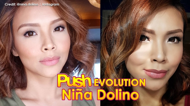 Push Evolution: Nina Dolino