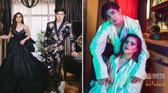 Mavy and Cassy Legaspi look like royalty in their pre-18th birthday shoot