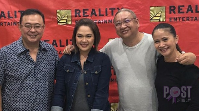 LOOK: Judy Ann Santos signs up with Reality Entertainment