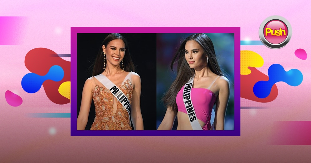 Catriona Gray, stuns in Miss Universe preliminary competition
