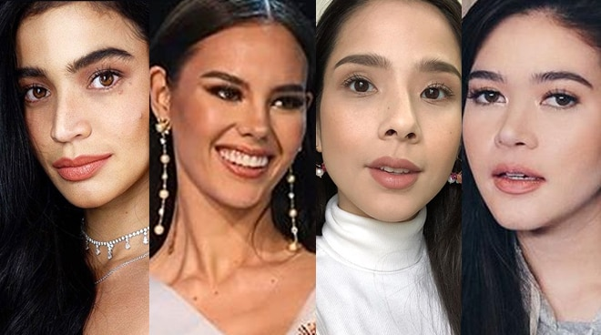 LOOK: Celebrities react to Catriona Gray prelim walk