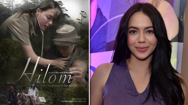 Julia Montes grateful to be part of advocacy film 'Hilom'