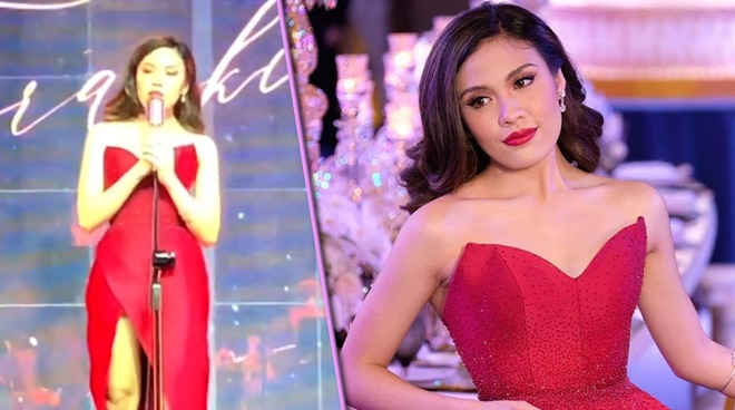 WATCH: Frankie Pangilinan showcases singing voice at 18th debut party