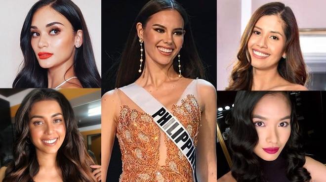 Miss Universe PH Queens, suportado ang laban ni Catriona Gray