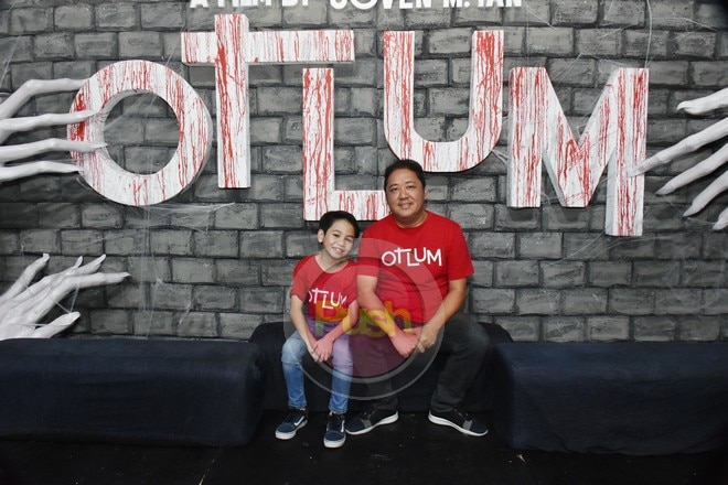 'Otlum' is set to scare moviegoers on Christmas day.