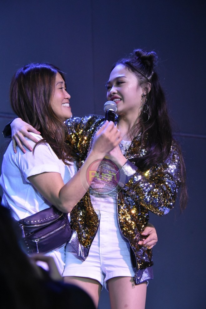 AC Bonifacio celebrated her 16th birthday with a concert at the Skydome last December 14.