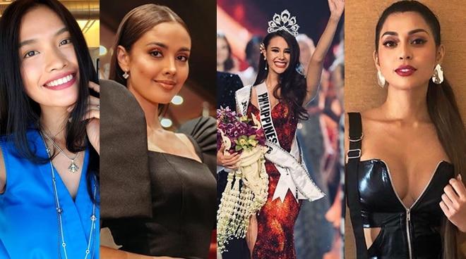 Celebrities react to Catriona Gray winning Miss Universe