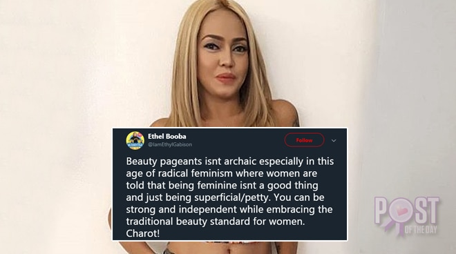 Ethel Booba shows wit in her 'charot' Miss Universe answers