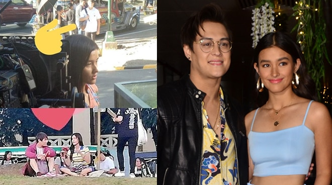 LOOK: Behind the scenes of the new Lizquen movie 'Spolarium'
