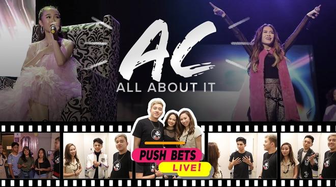 PUSH Bets Live: AC Bonifacio's 16th Birthday Concert