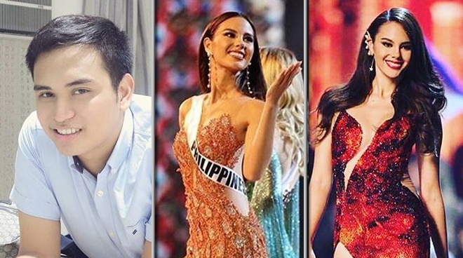 Filipino designer Mak Tumang discusses his viral creations for Miss Universe 2018 Catriona Gray