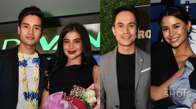 LOOK: Anne Curtis and other celebrities at the Aurora movie premiere