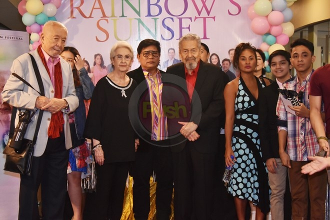 An entry to the MMFF, Rainbow Sunset opens on Christmas day.