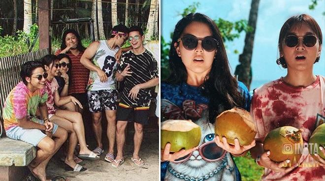 Daniel Padilla and Kathryn Bernardo vacation in Siargao