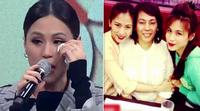 Toni Gonzaga gets emotional recalling Mommy Pinty's sacrifices
