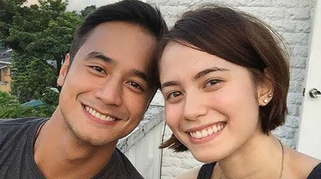 LOOK: JM de Guzman promotes The Girl in The Orange Dress starring Jessy Mendiola