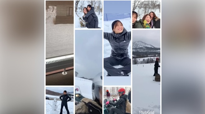 SEE: Kathryn Bernardo goes to Japan