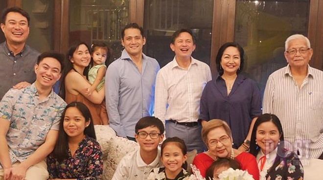 LOOK: Mariel Rodiguez's dad meets Robin Padilla after 8 years
