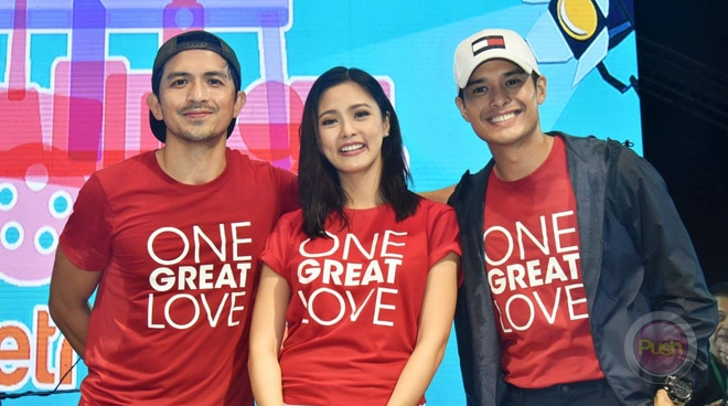REVIEW: Four important love lessons from 'One Great Love' the movie