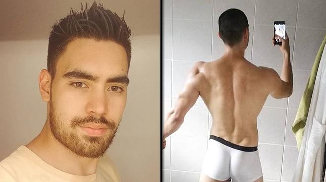 Clint Bondad responds to negative reactions on his 'indecent exposure' on Instagram