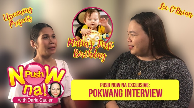 Push Now Na Exclusive: Pokwang shares her preparation for baby Malia's first birthday