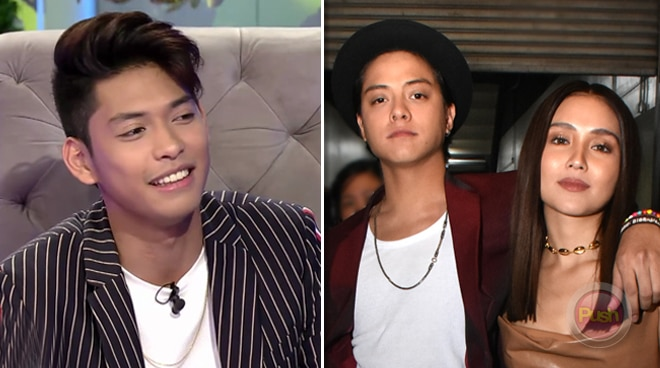 Ricci Rivero proves he is a legit KathNiel fan