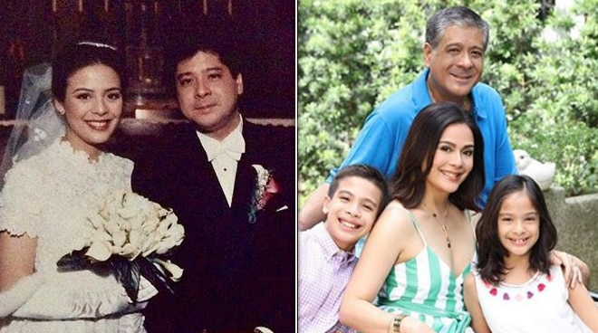 Dawn Zulueta celebrates 21st wedding anniversary