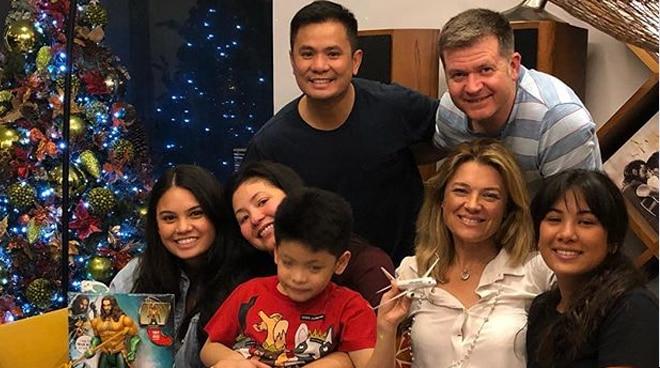 LOOK: Regine Velasquez, Ogie Alcasid in Japan with Michelle Van Eimeren's family