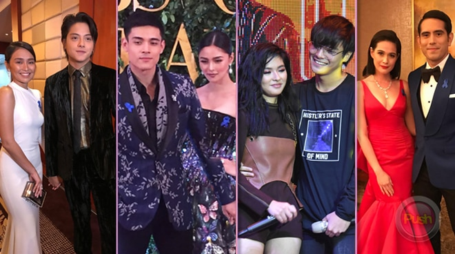 2018 RECAP: Four celebrity pairings who confirmed their relationship in 2018