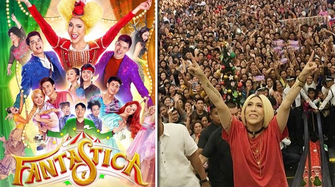 Fantastica earns 300 million at the box office